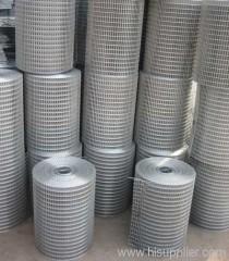 welded mesh coil