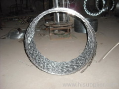 CBT-65 razor barbed wire fence