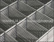 Galvanized Welded Wire Mesh Fencing