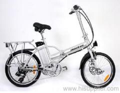 Mini e-bike