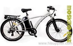 Mountain Climbing E-Bike