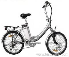 electric foldble bike