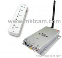 Mini Wireless Socket camera with remote control