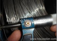 Black annealed wire coil