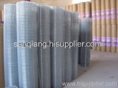 electric galvanized welded wire mesh coils