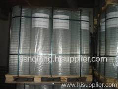 Hot DIP Galvanized Welded Wire Meshes