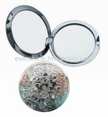 Aluminum Round Mirror