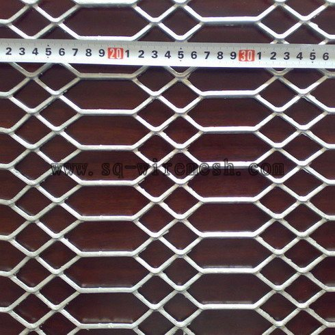 special shape expanded metal mesh