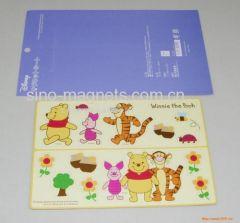 fridge magnets of winnie pooh