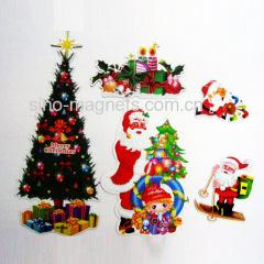 Customized Fridge Magnet for christmas