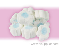 Blue Cherry Blossom Marshmallow Candy
