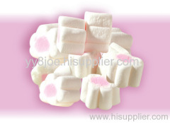 Red Cherry Blossom Marshmallow Candy