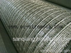 crimped mesh panels