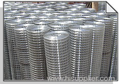 industry welded wire mesh