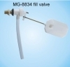 toilet water tank inlet valves