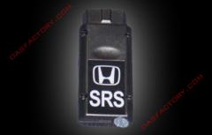 Honda airbag reset