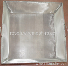 food grade wire mesh basket