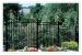 Ornamental Mesh Fence