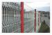 Curvy Welded Wire Mesh Fencings