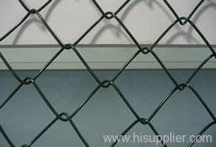Air port PVC Chain link fences