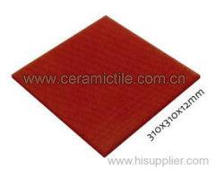 Unglazed Clay Tile, Clay Floor Tile