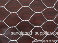 hexagnal iron wire mesh