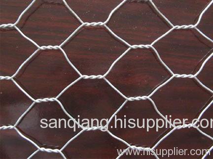 hexagnal iron wire mesh