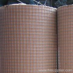 p vc coated welded wire mesh