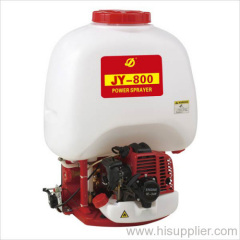 plunger pump sprayer