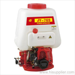 high pressure sprayer pump