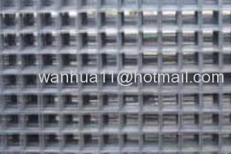 Wire Mesh Panel for Slab Heating