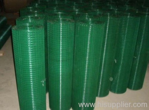 pvc welded wire meshs