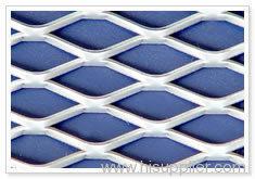 aluminum expanded metal meshs