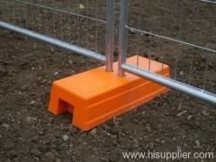 temporary fences feets