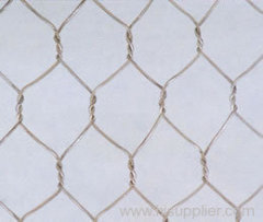 galvanized hexagonal metal mesh