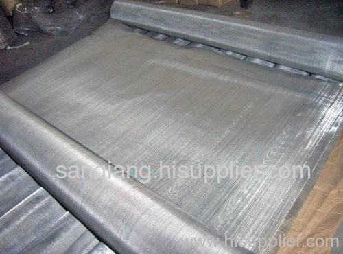 stainless steel insect netting