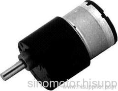 PM DC Spur Gear Motor