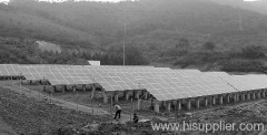 PV Solar Lighting System
