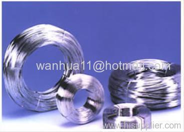 Electro galvanized iron wire roll