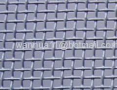 Galvanized Square Wires Meshes