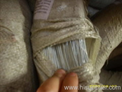 Electric galvanized wires