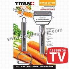 2 Titan Peelers Set