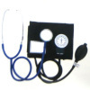 Aneroid Sphygmomanometer with separate or attached stethoscope
