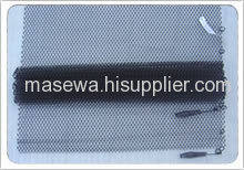 fireplacewire mesh metallic fabric