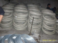 hot dipped galvanised wire