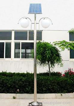 PV Solar Lighting Systems
