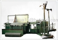 Chain Link Fences Machines