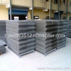 welded wire mesh pieces