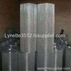 galvanized welde wire net