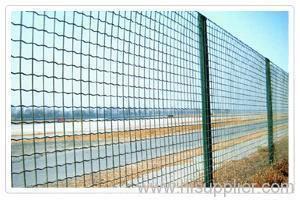 Euro welded fences